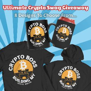 Ultimate Crypto Swag Giveaway