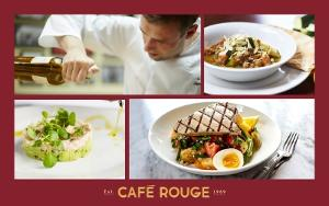 Ultimate Dining Experience with Café Rouge !