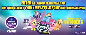 Ultimate MY LITTLE PONY: THE MOVIE Bedroom Makeover ($293.65)
