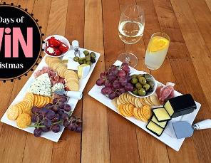 Ultimate Peckish Rice Cracker Prize Platter Giveaway!