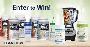 Ultimate Protein Shake Giveaway