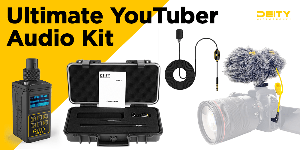 Ultimate YouTuber Audio Kit Giveaway