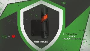 Unbroken's Mouse pad giveaway