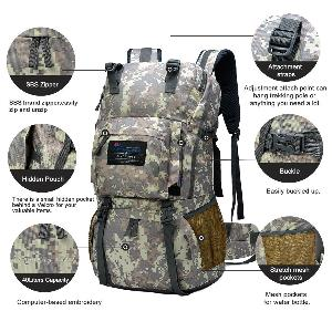 United Spirit of America Warrior Backpack