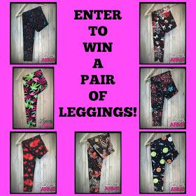 Variety of leggings