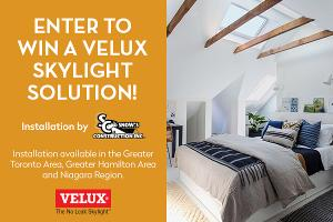 VELUX Skylight Solution ($4,081)