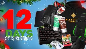 Vertagear PL4500 Gaming Chair (Black and Green)-1 winner;Logitech Pro Wireless (Shroud Edition)-1 winner;Zowie Celeritas II Keyboard-1 winner:Rode NT-USB Mini Microphone-1 winner...+lots more!! 12 WINNERS!!!!