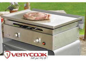 Verycook Simplicity two-burner gas Plancha Grill Giveaway!