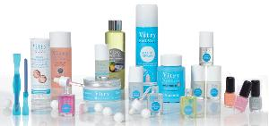 Vitry - nail products giveaway