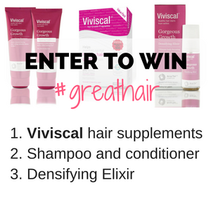 Viviscal Healthy Hair Growth Prize Pack