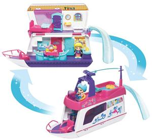 VTech Flipsies Sandy's House & Ocean Cruiser Playset ($44.99)