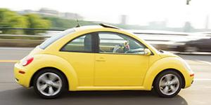 VW New Beetle Car