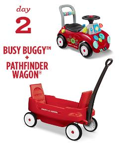 wagon for a child