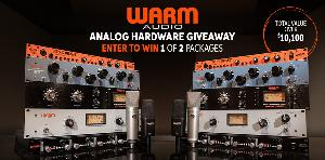 Warm Audio Analog Hardware Giveaway