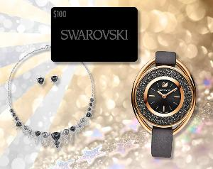 watch and gift card