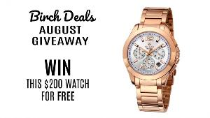 Watch from Birch Deals