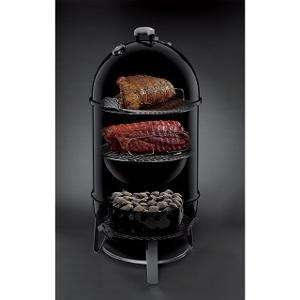 Weber 721001 Smokey Mountain Cooker 18-1/2-Inch Smoker