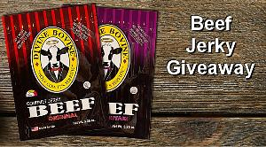 Weekly Beef Jerky Giveaway!
