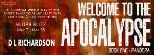 Welcome To The Apocalypse ~ A Blurb Blitz and Giveaway