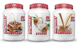 Whey Protein in 3 Flavors ($50)