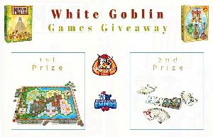 White Goblin Games Giveaway