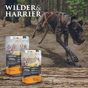 Wilder & Harrier premium dog treats Giveaway!