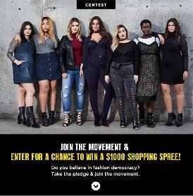 Win $1,000 Shopping Spree to Addition Elle