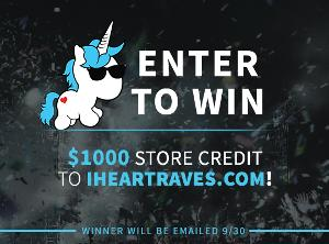 Win $1,000 to iHeartRaves.com