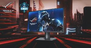 Win 1 of 2 ASUS ROG Swift PG248Q Esports Gaming Monitors