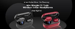 Win 1 of 20 New Mixcder T1 Prizes