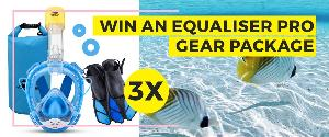win 1 of 3 an equaliser pro gear package $920