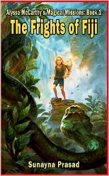 Win 1 of 3 sets of Alyssa McCarthy's Magical Missions (ebook) or a $25 Amazon Gift Card (4 winners)!