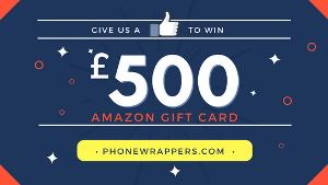Win 1 of 5 £/$/€100 Amazon Gift Cards or 1 of 25 £/$/€20 Amazon Gift Cards