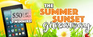 Win 1 of 5 Kindle Fire or $50 Amazon Gift Cards
