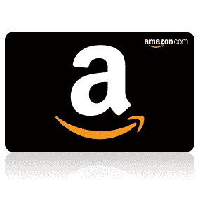 Win 1 of 7 $25 Amazon Gift Cards