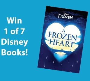 Win 1 of 7 Disney Books - (Australia Residents Only)