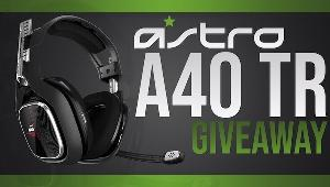 Win (1) Pair Of Astro A40's!
