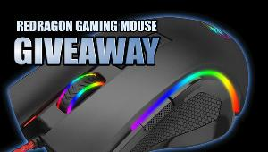 Win  1 x Redragon M602 RGB Wired Gaming Mouse!!
