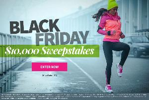 WIN: $10,000 Cash -- Black Friday Sweepstakes!