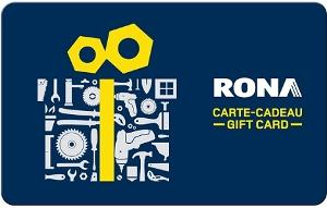 Win $10,000 FROM RONA