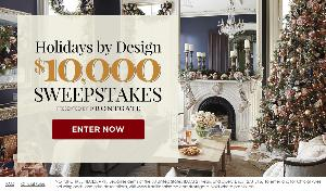 WIN: $10,000 Gift Card to FrontGate