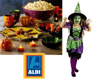 Win £100 Aldi vouchers to celebrate Halloween!