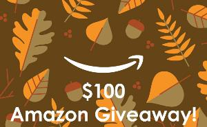 Win $100 Amazon Gift Card