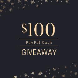 WIN: $100 PayPal Cash