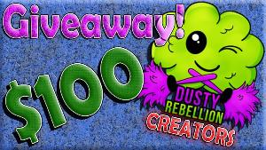 Win $100 Sent Via Paypal!!