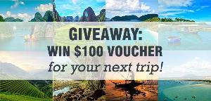 Win $100 Voucher For Vietnam Holidays