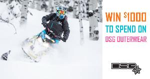 Win $1000 to spend on DSG Outerwear!