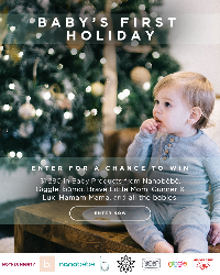 WIN $1280 IN BABY PRODUCTS!!