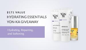 Win $171 Worth Of Luxury Hydrating Skincare Products