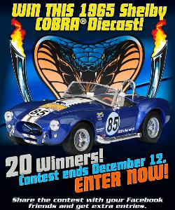 Win 1969 Dodge Coronet Diecast